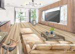 【9月23日〜26日】光がもてなすスカイリビング!開放的でオシャレな2階リビングの家を見学しよう♪Imacocoの完成見学会☆ in 草津