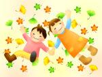 《9月23日》秋を探して自然と触れ合おう!びわ湖こどもの国にて『秋たんけん〜いろ・イロ・パズル♪〜』が開催