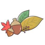 《11月27日》自然素材でクラフトを楽しもう!野洲市の近江富士花緑公園で「木のサンタクロースづくり」が開催!